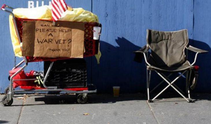 17. Ветераны, инвалиды, матери-одиночки, рабочие... бездомный, бездомный человек, бомж