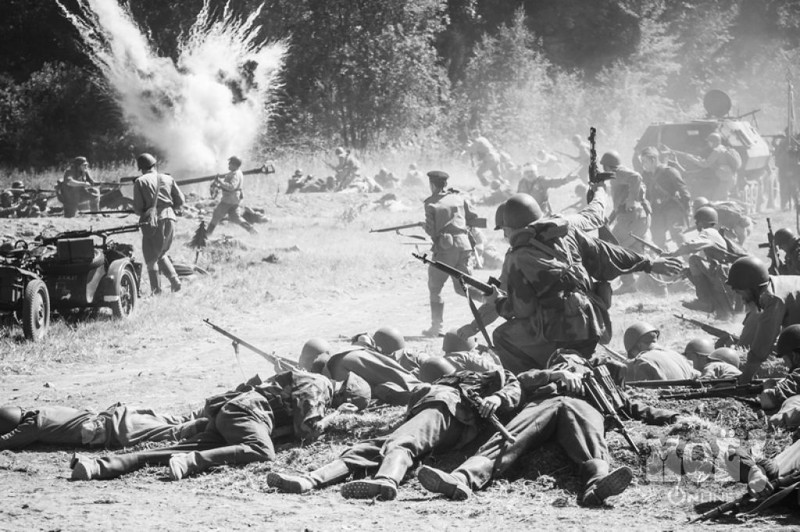 великой войны отечественной битв фото
