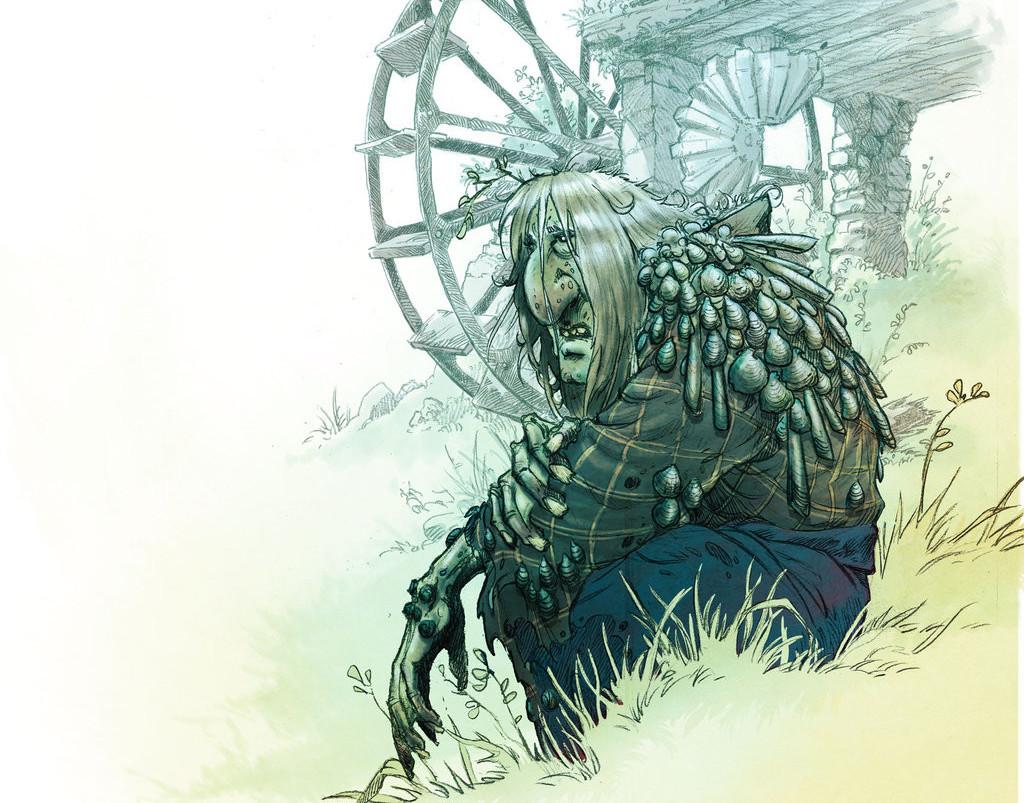 Ракушечник. интересное, легенды, мифы, монстры