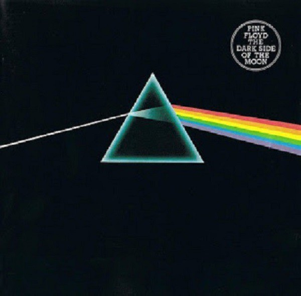 The Dark Side of the Moon - Pink Floyd (1973)