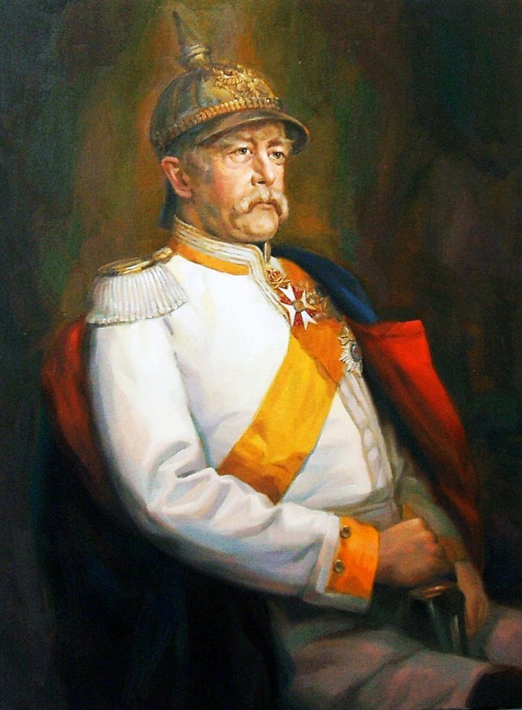 a history of bismarckian germany