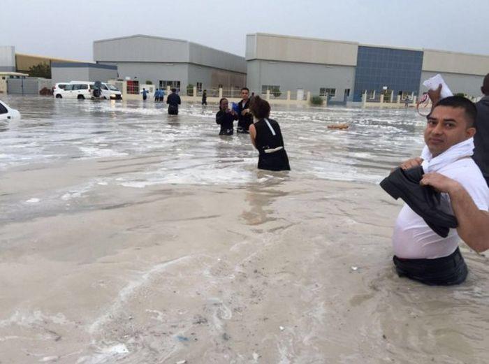 Дубай ураган вилла за границей