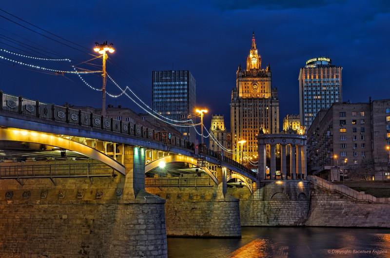 обожают фото мостов москвы в хорошем качестве небольшой