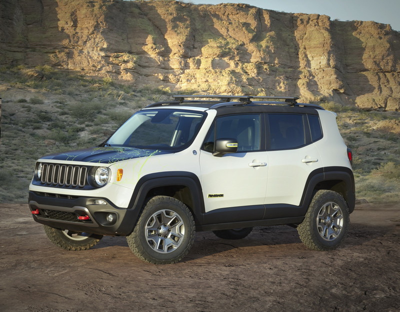 Jeep Renegade Commander jeep, авто