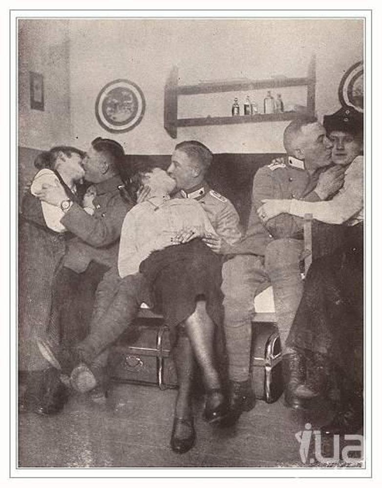 Порно Немецкой Германии 1940-1945г