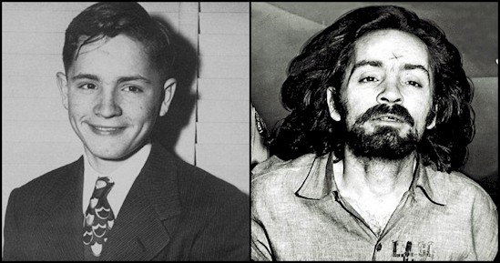charles manson 1 Charles manson, the notorious leader of the manson family cult that murdered actress sharon tate and six others in 1969, has died.