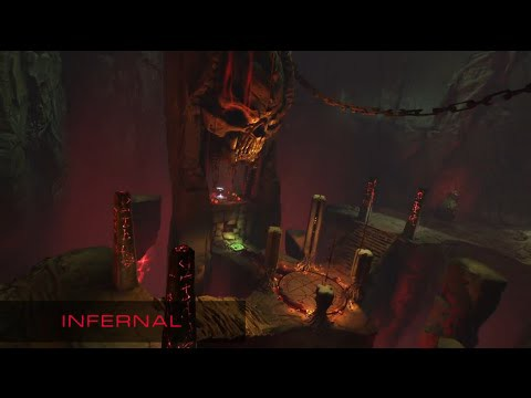DOOM 2016 Multiplayer Maps Explored