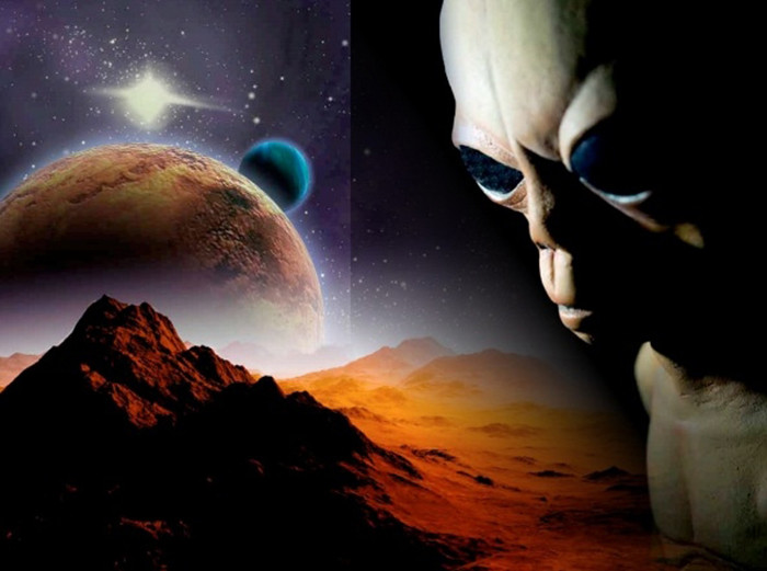 Есть ли пришельцы с планет на земле