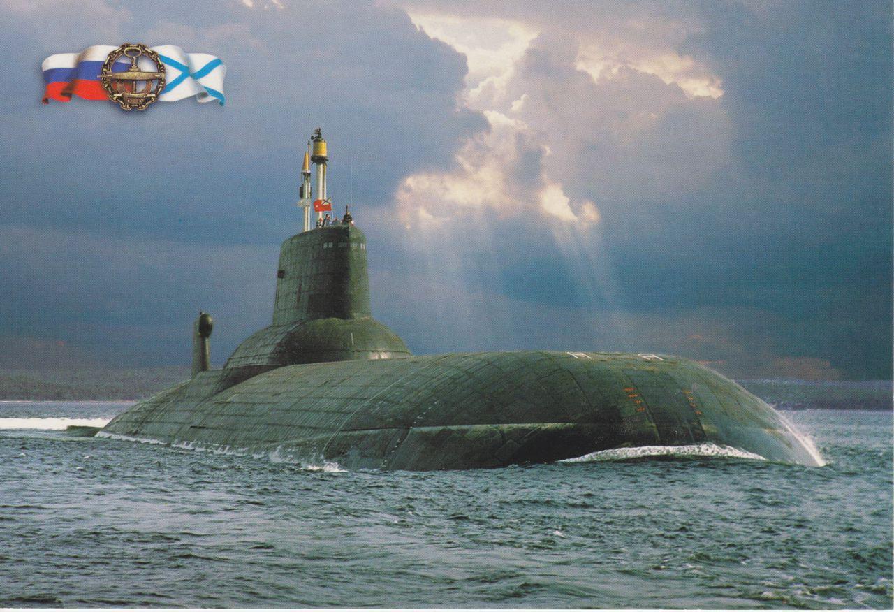 открытка ко дню вмф с подводной лодкой лиственные