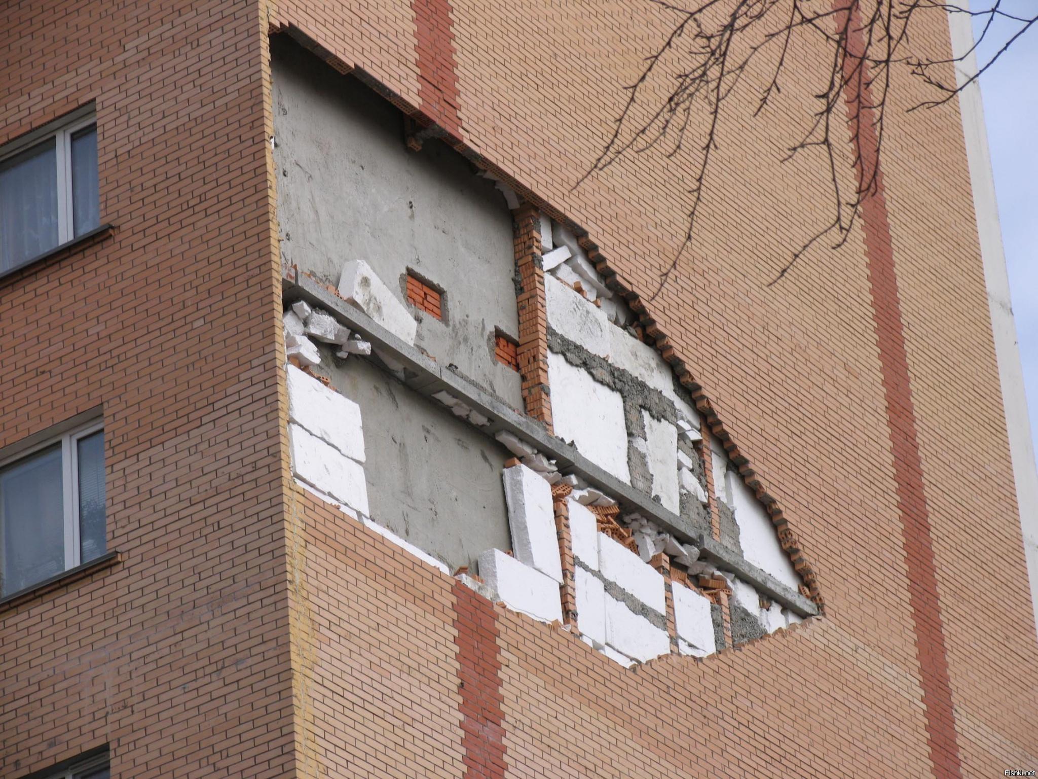В санкт-петербурге на шоссе революции, с пятого этажа отвали.