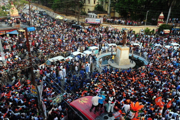 4. В одном только Уттар-Прадеше численность населения выше, чем во всей Бразилии – 204,2 миллиона против 200,4 миллиона. индия, интересное, население, факты