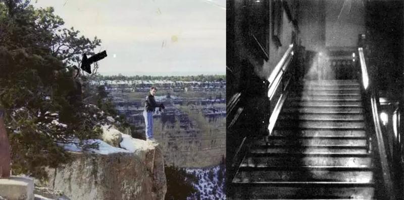 Картинки по запросу Фотографы которым получилось заснять призраков