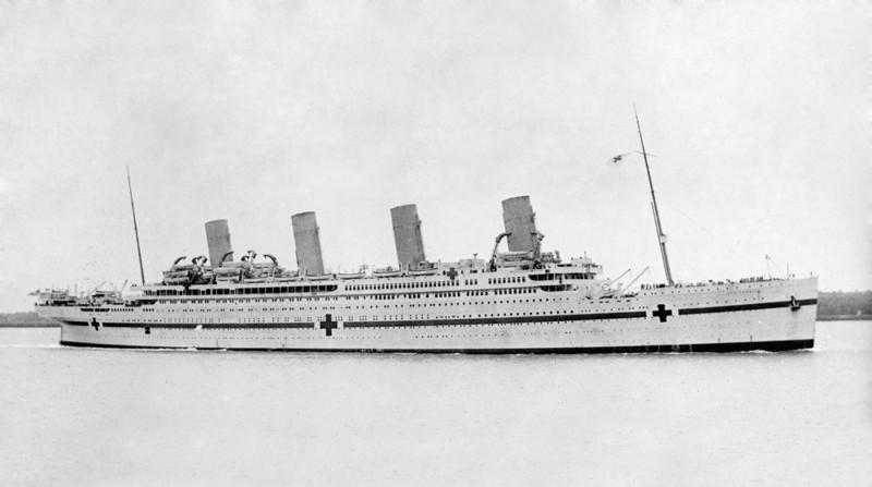 7. У Титаника были близнецы интересное, титаник, факты