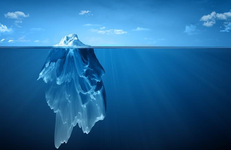 1. Предупреждение об айсберге не приняли во внимание интересное, титаник, факты