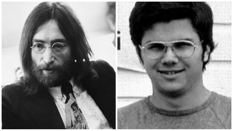 Джон Леннон — Марк Чепмен. звёзды, знаменитости, история, убийцы