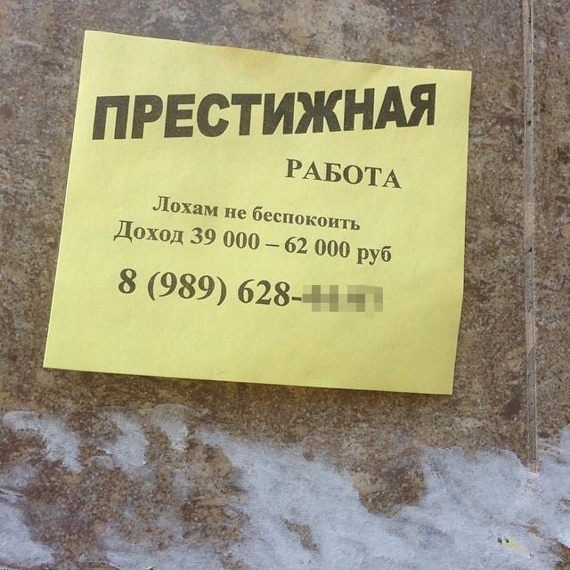 Таргетированный поиск сотрудников города, прикол, россия, ростов-на-дону