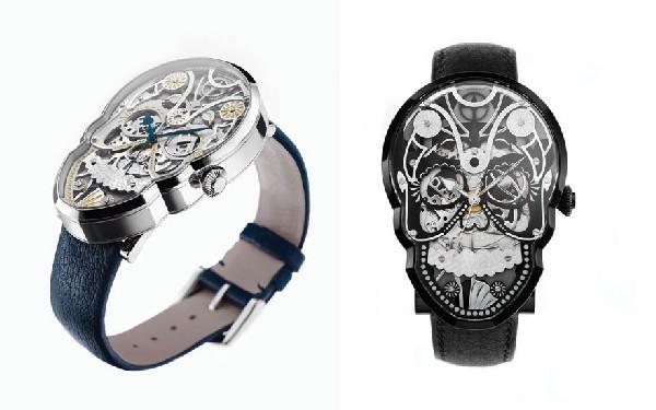 Самые необычные наручные часы мире купить копии швейцарских часов в челябинске