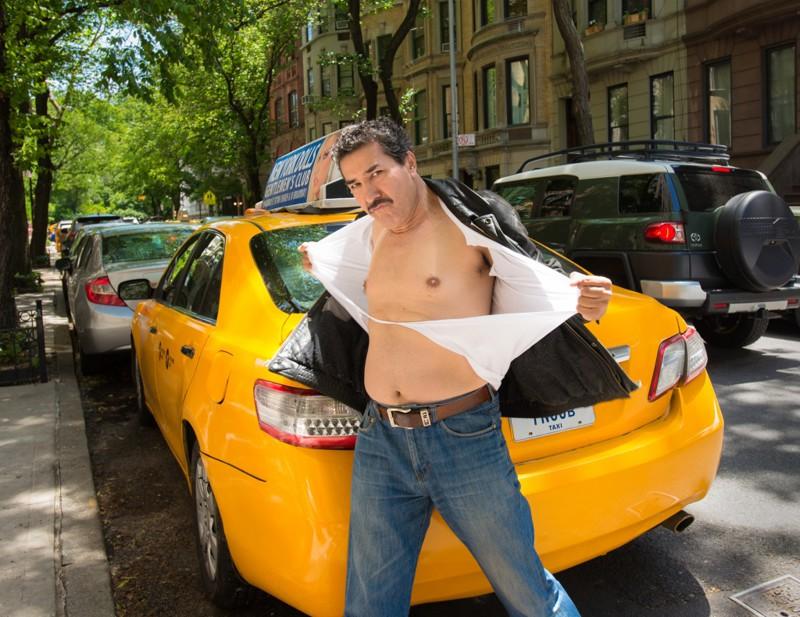 На такси за секс