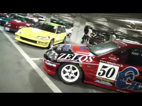 FUNNY NIGHT OSAKA 2015 JDM USDM