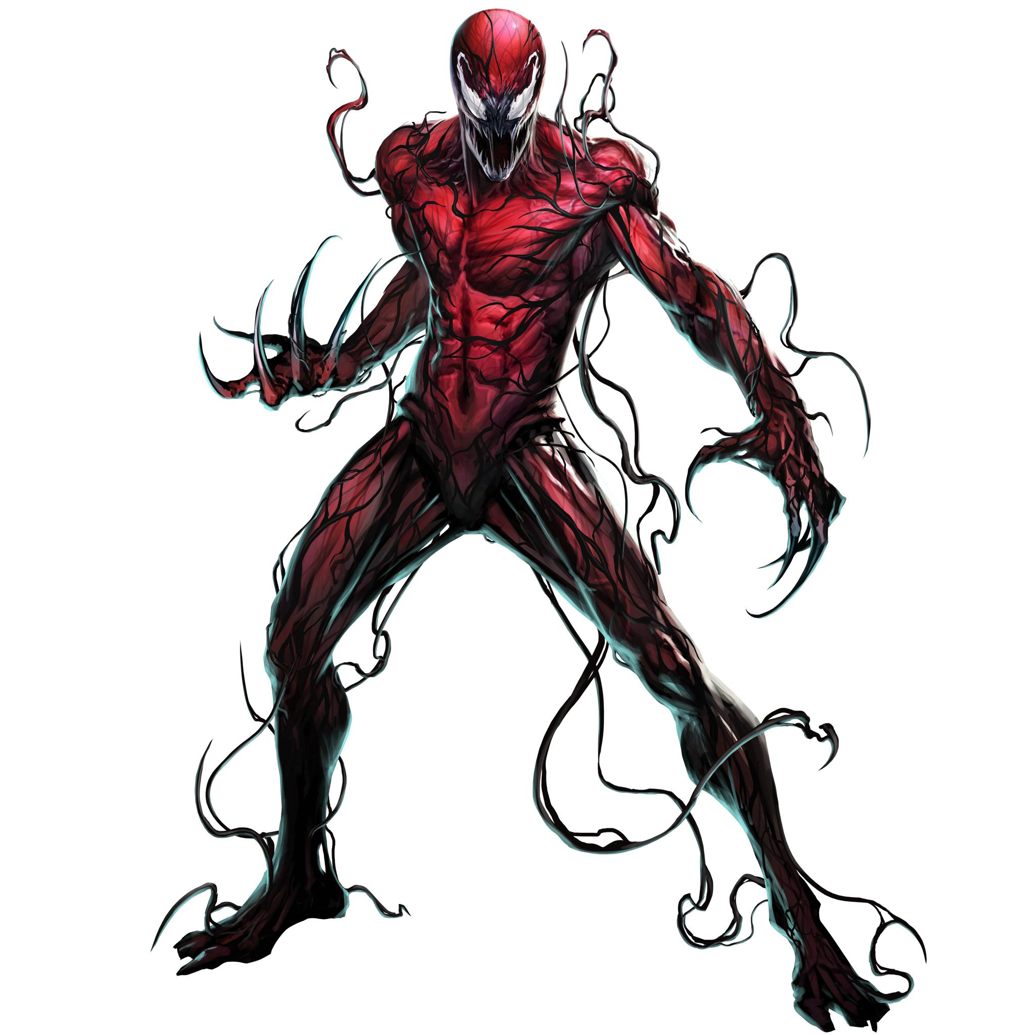 Все симбионты человека паука картинки