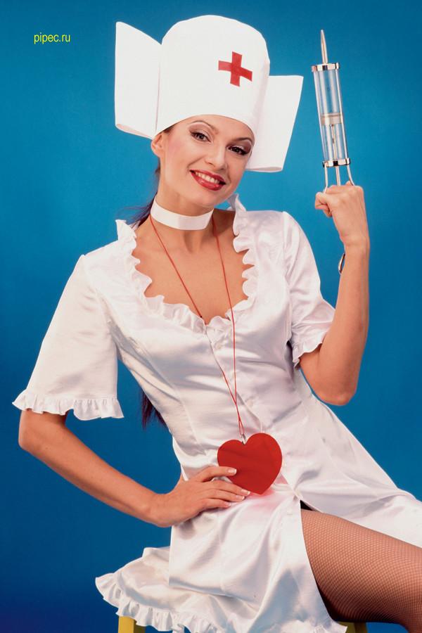 Образ медсестры в сексе