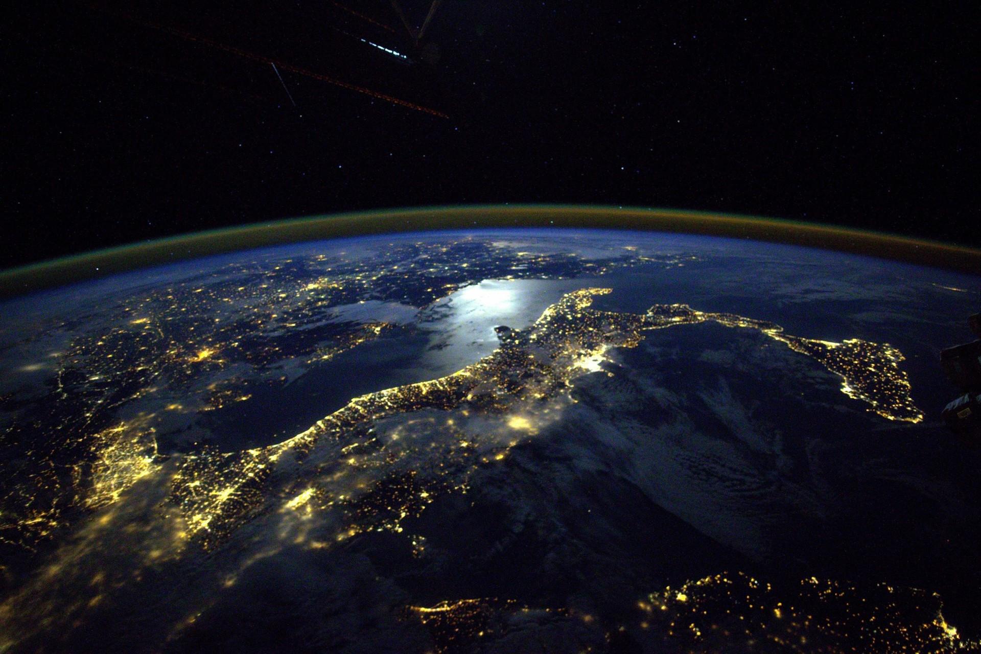 представлена продукция фото земли со спутника высокого разрешения между