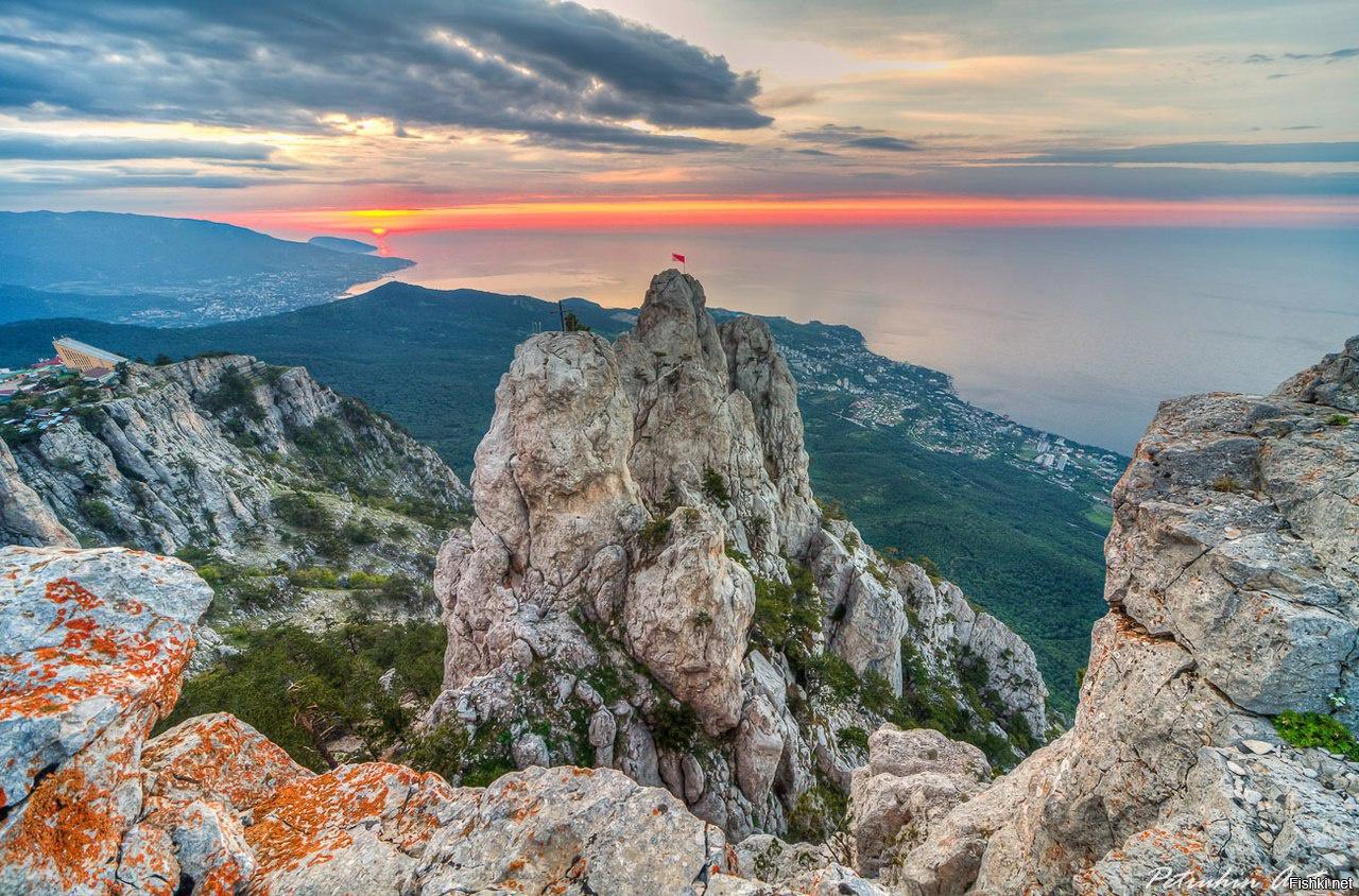 Картинка крым горы