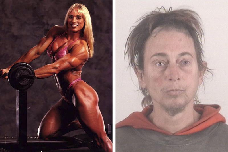 Российские артисты употребляют стероиды