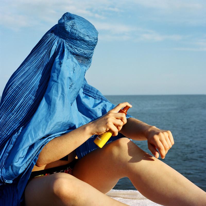 арабки на пляже 15