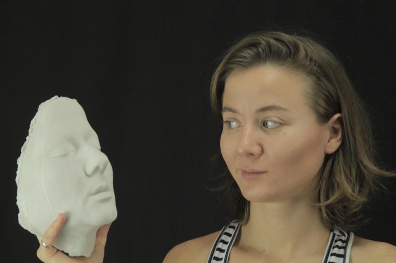Силиконовое лицо (силиконовый слепок) своими руками Арт-студия Натальи 203
