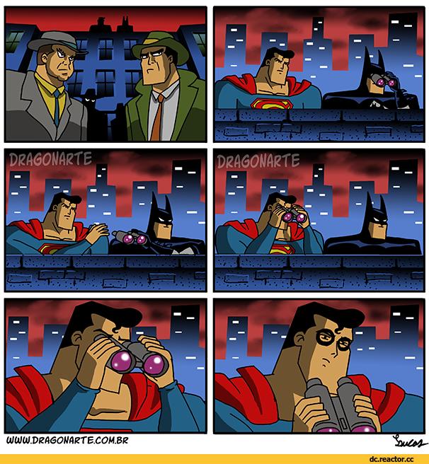 Смешные картинки бэтмен и супермена