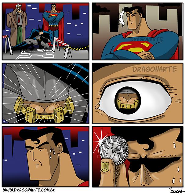Приколы, смешные картинки бэтмен и супермена