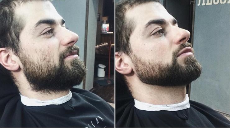 Правила выбора бороды по форме лица– как улучшить свой имидж   413x740