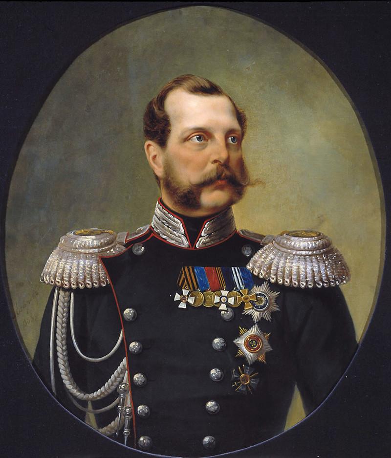1882 год кто правил в россии вообще
