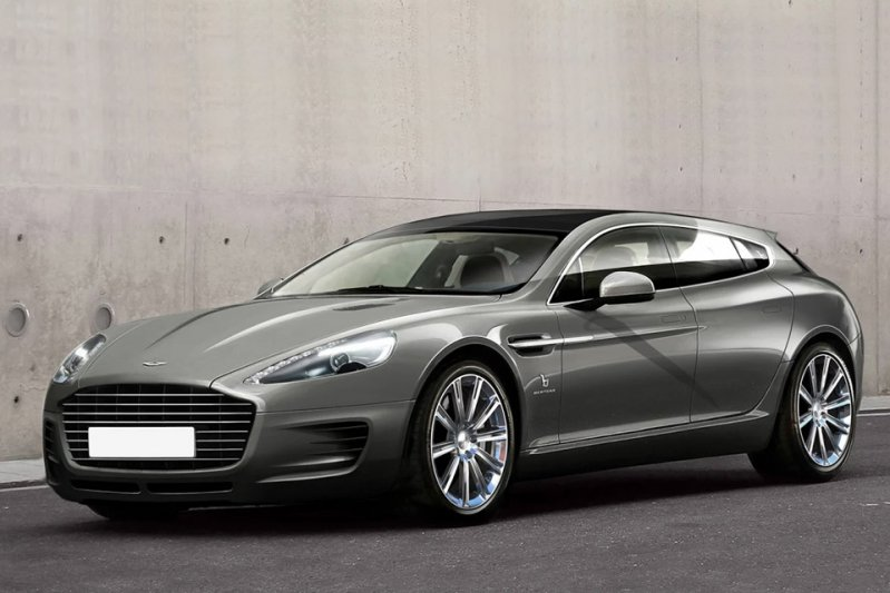 Aston Martin Bertone Jet 2+2 shooting brake, автодизайн, шутинг-брейк