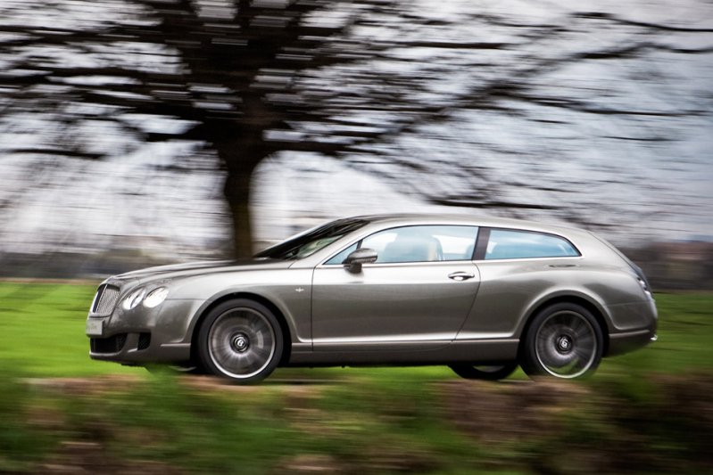 Bentley Continental Flying Star Shooting Brake