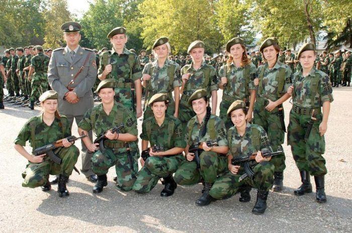 работа, требующая красивые сербки в армии фото часто возникает