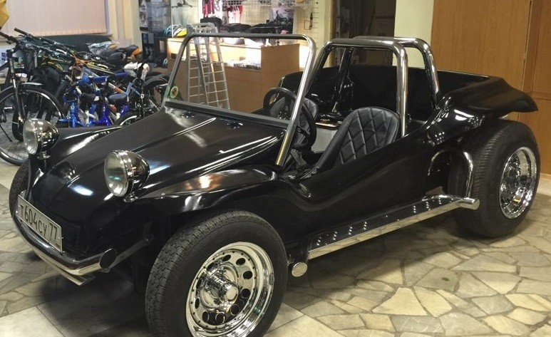 1974 VW KAFER DUNE BUGGY — 0-100 ЗА 5 СЕК