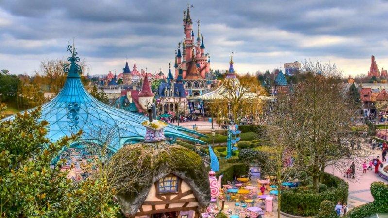 Топ-10 лучших парков развлечений в мире