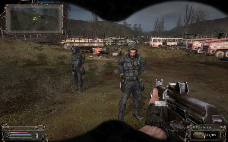 Для геймеров год тоже получился весьма удачным. Например, вышла долгожданная игра S.T.A.L.K.E.R.: Тень Чернобыля 2007 год, воспоминания, история, ностальгия