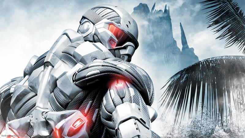 И первая часть серии Crysis. Это было что-то! Помните, какой совершенной нам тогда казалась эта графика? 2007 год, воспоминания, история, ностальгия