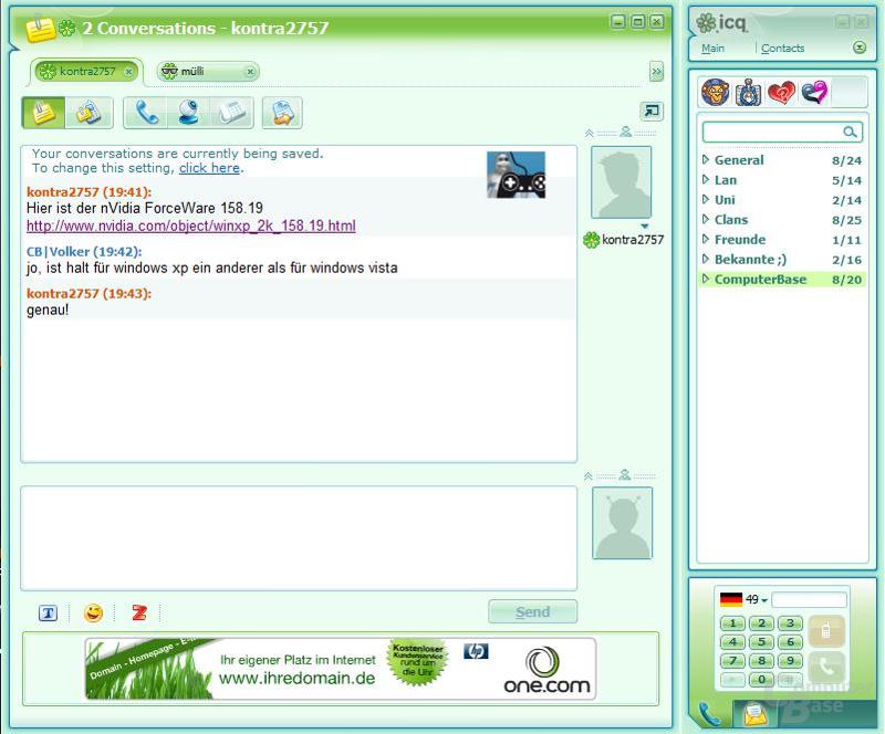 Никаких тебе WhatsApp, Viber и Telegram, самый популярный мессенджер всё ещё ICQ, которая, впрочем, понемногу уже начинает уступать Mail.Ru Агенту и QIP 2007 год, воспоминания, история, ностальгия