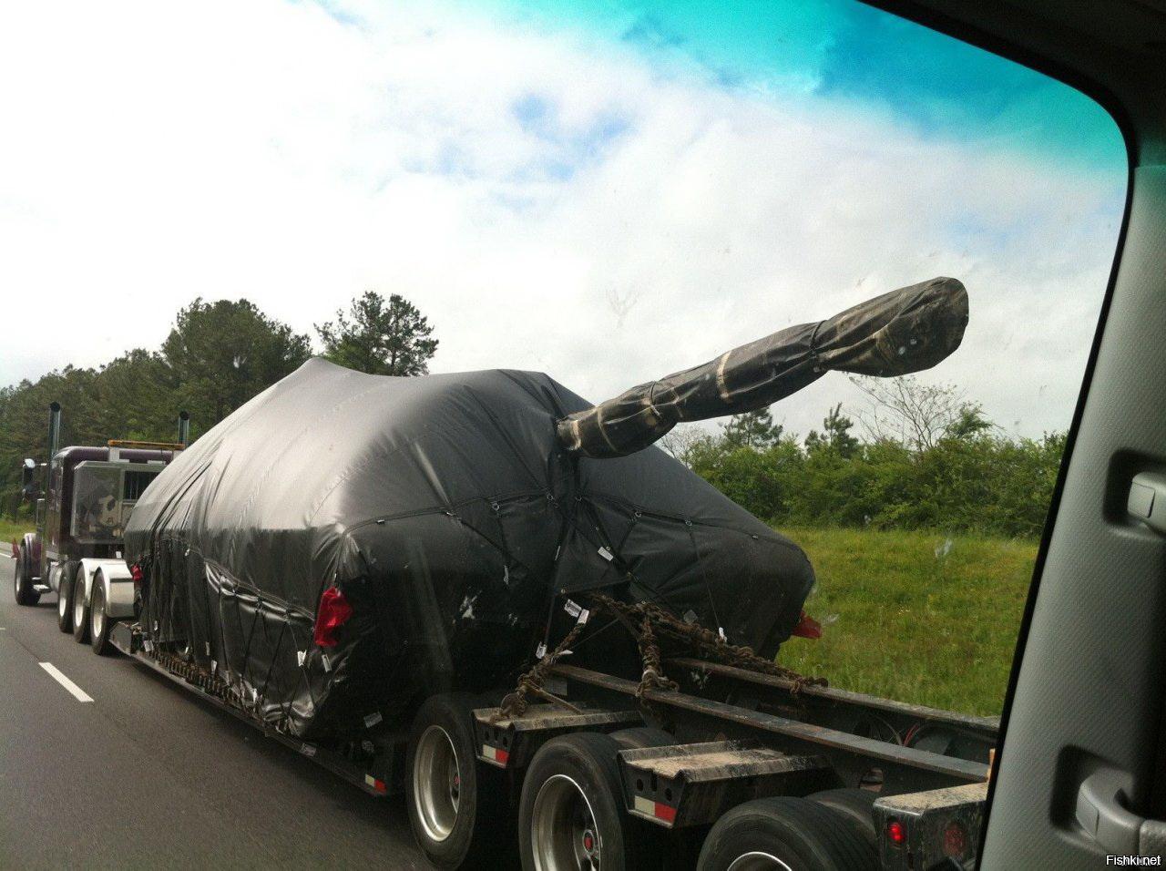 Смешные картинки грузовиков