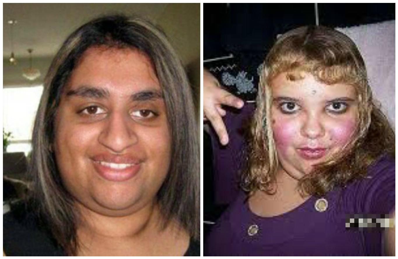 Фото очень страшных девок фото, Голые некрасивые женщины и девушки фото 12 фотография