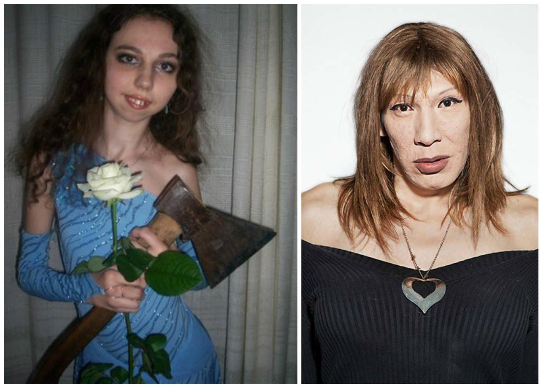 Фото очень страшных девок фото, Голые некрасивые женщины и девушки фото 14 фотография