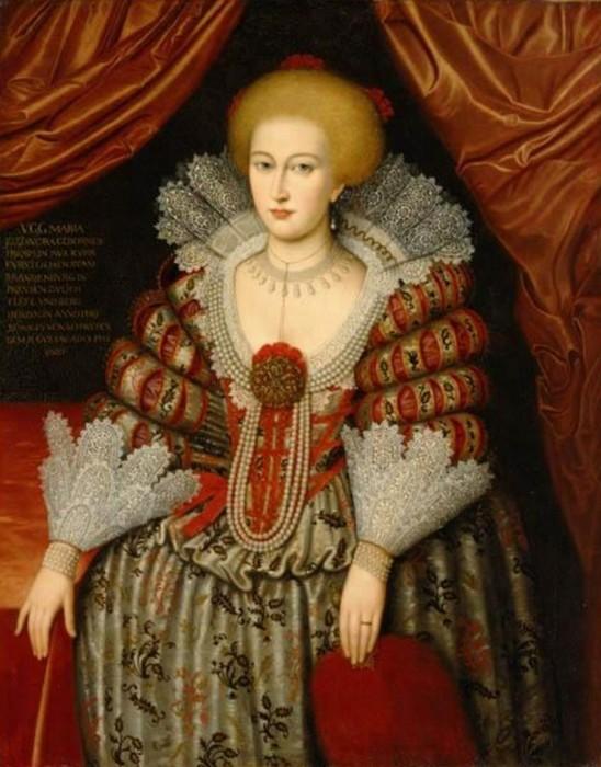 Сердце мужа, Мария Элеонора Бранденбургская история, монархи, странности