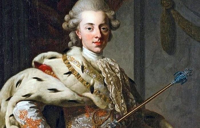 Публичное самоудовлетворение, Кристиан VII история, монархи, странности