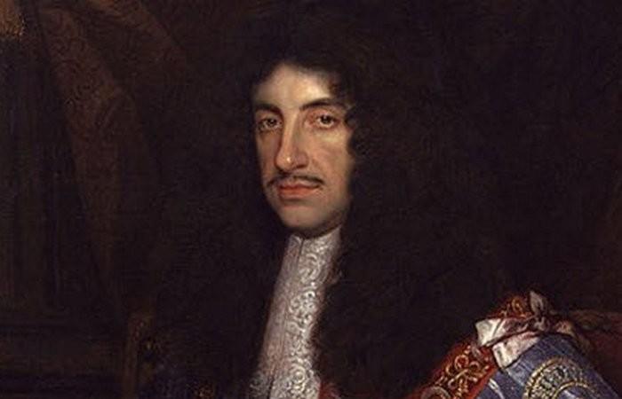 Парик из лобковых волос любовниц, Карл II история, монархи, странности