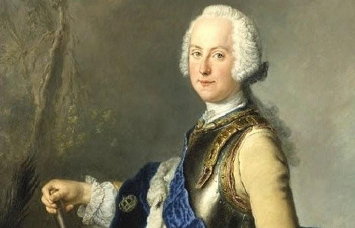 Смертельное обжорство, Адольф Фредрик история, монархи, странности