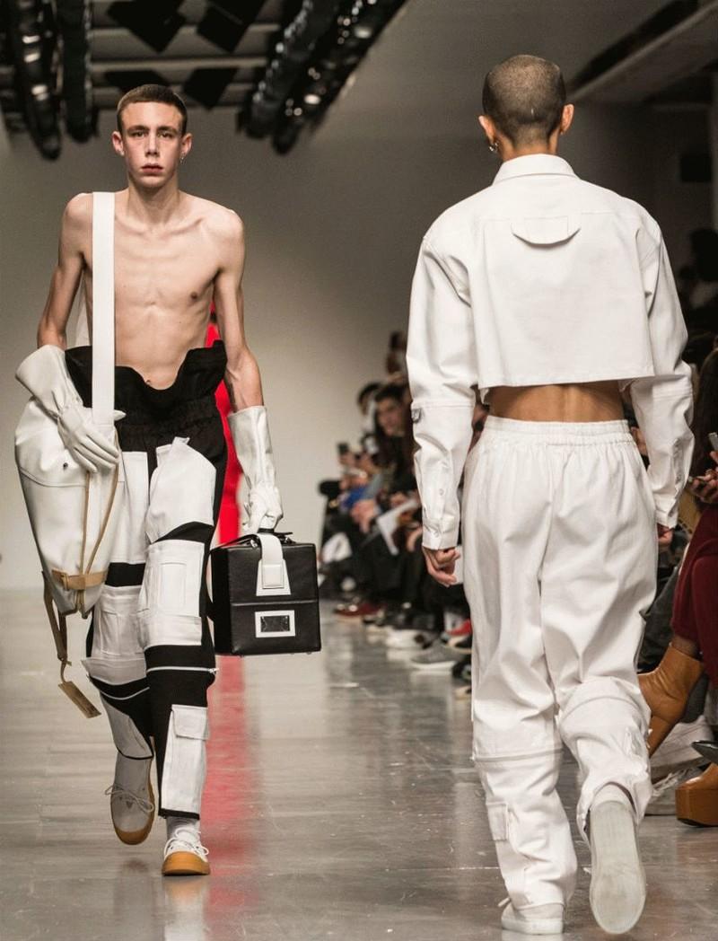 0cf33ec0736 Прошла Неделя мужской моды в Лондоне